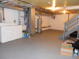 n basement